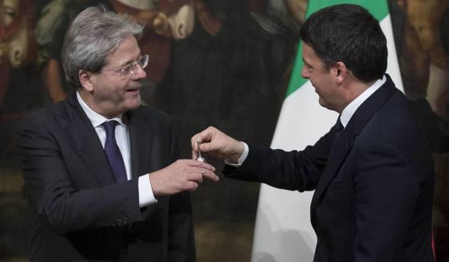 Sondaggio IPR - Fiducia nei Ministri del Governo Gentiloni: Delrio e Minniti al top, Costa e Lotti nelle ultime posizioni