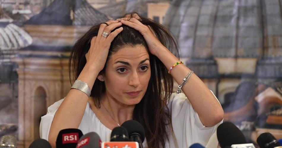 Sondaggio Winpoll - Roma: se si rivotasse oggi, Virginia Raggi non arriverebbe al ballottaggio