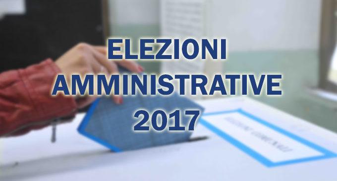 LA SITUAZIONE AI BLOCCHI DI PARTENZA – Ballottaggi Elezioni Comunali 2017