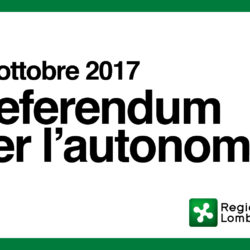 Referendum Autonomia Lombardia – al voto un lombardo su due, il SI vince anche nel PD