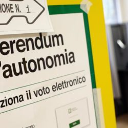Referendum Veneto e Lombardia - Affluenza e risultati - Live elettorale