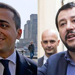 Sondaggio Ipsos: l'operato di Salvini giudicato meglio di quello di Di Maio; tra gli astenuti ed indecisi prevale un giudizio negativo per entrambi