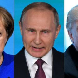 Sondaggio Demos - Gradimento dei leader globali: Angela Merkel la politica straniera più apprezzata, Trump ultimo e staccatissimo.