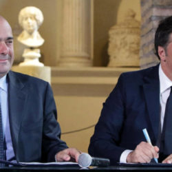 Sondaggio Ipsos sul Partito Democratico - Zingaretti batte nettamente Renzi