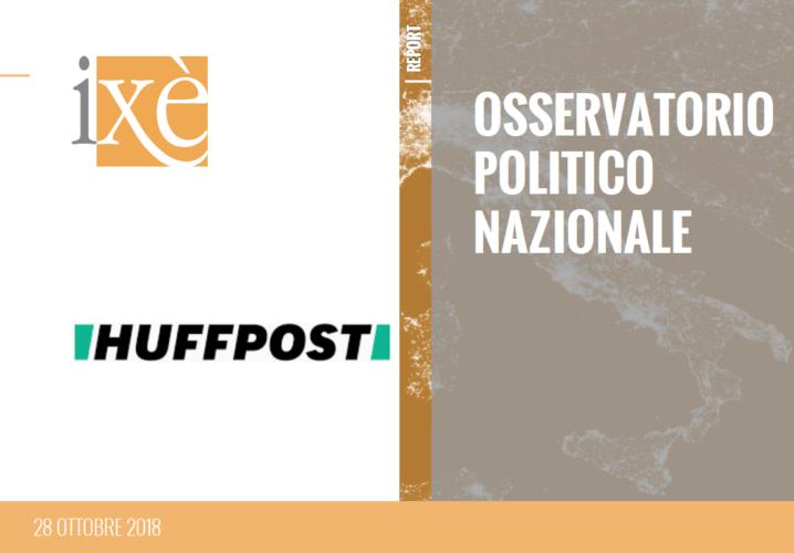 Elezioni Politiche - Sondaggio Ixè: la maggioranza giallo-verde torna a perdere consensi, ringrazia il PD che rivede il 18%
