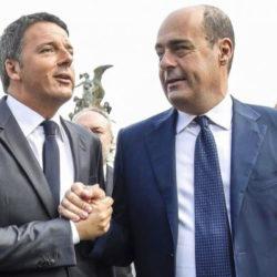 Primarie PD - Noto Sondaggi: Renzi candidato sarebbe battuto da Zingaretti, terzo Martina