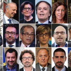 Sondaggio Ipsos - Fiducia del governo sempre alta ma in calo, Salvini davanti a Di Maio, Tria e Savona subito dietro.
