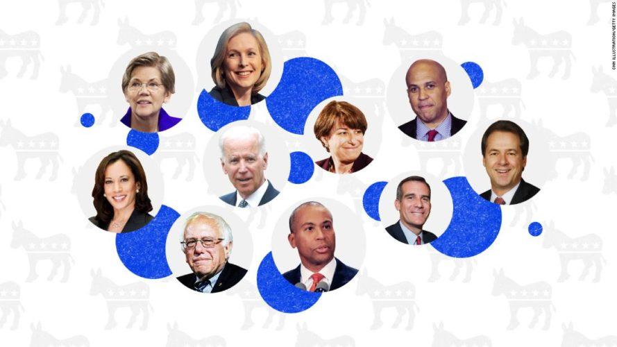 Chi sarà il candidato democratico contro Trump nel 2020?