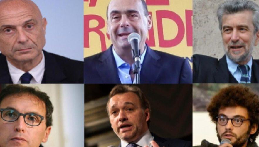 Sondaggio Bidimedia 3/11 - Primarie PD: Zingaretti primo, Minniti incalza, ma nessun segretario è eletto alle primarie!
