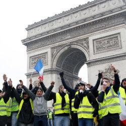 Sondaggi Francesi - Un partito dei Gilet Gialli prenderebbe il 12-13%