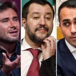 Sondaggio Ipsos - Salvini il più convincente, Di Battista e Di Maio perdono consenso