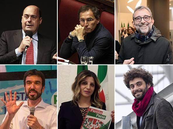 Primarie PD - il voto dei Circoli: Zingaretti è primo ma sotto il 50%, Martina è staccato di 11 punti
