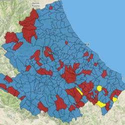 Regionali Abruzzo 2019 - la mappa interattiva con i risultati comune per comune