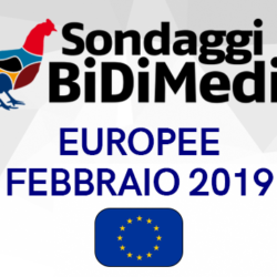 """Sondaggio BIDIMEDIA - Elezioni Europee: """"Siamo Europei"""" esordisce col botto e rivoluziona lo scenario politico!"""
