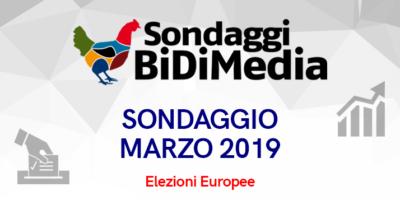 Elezioni Europee – Marzo 2019 – Partecipate al nostro sondaggio: chi votereste se si votasse domani?